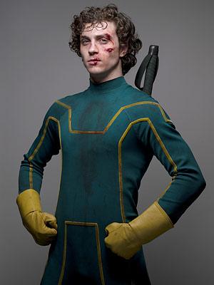 Fotos escrachosas  de los personajes Kick-ass-johnson